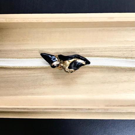帯留め / Ageha Gold
