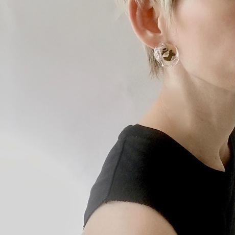 Pebble Earrings Gold /ペブルイヤリング ゴールド