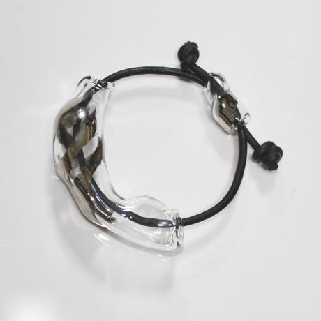 Angelica Bracelet  Platinum Black / アンジェリカブレスレット プラチナブラック