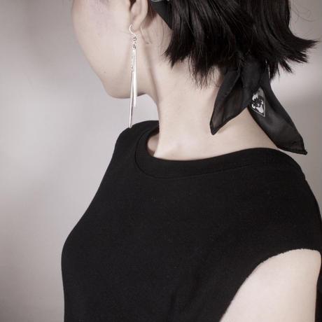Double Tube Earrings  / ダブルチューブピアス