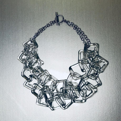 Square  Necklace /スクエアネックレス