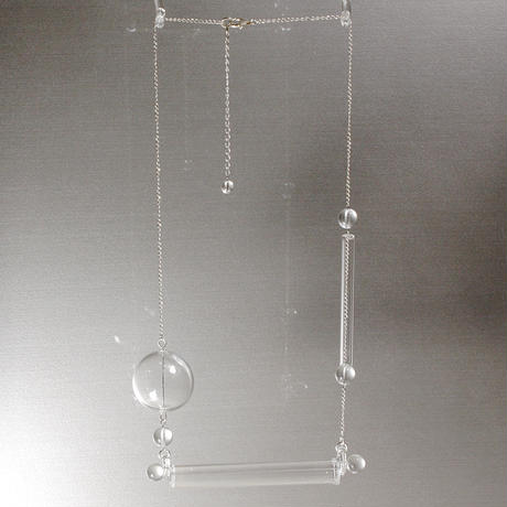 Bonbon Tube Necklace / ボンボンチューブネックレス