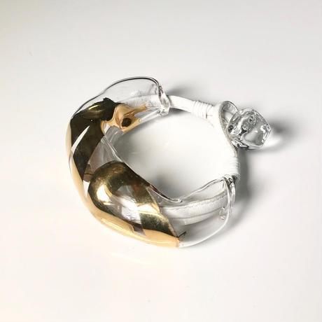 Air Bracelet  Gold White / エアーブレスレット ゴールドホワイト