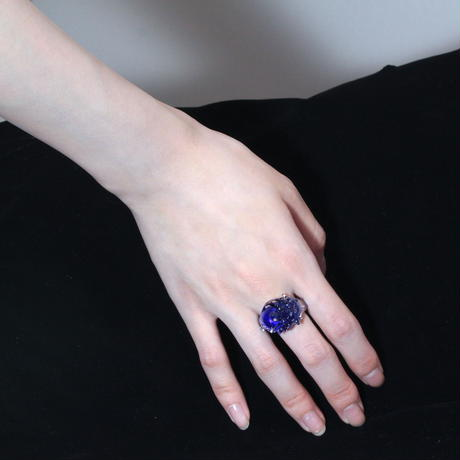Spider Ring Cobalt / スパイダーリング コバルト