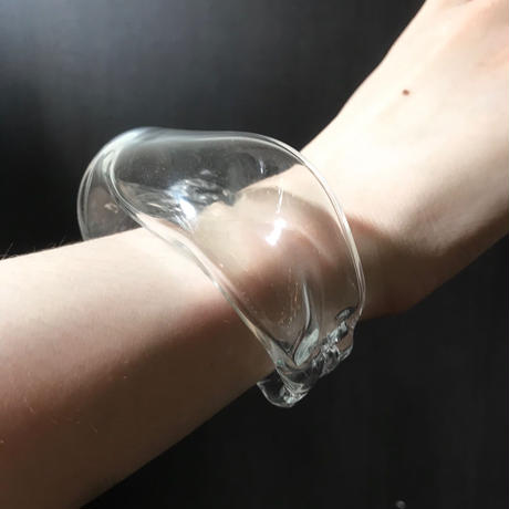 Air Bracelet   Clear / エアーブレスレット クリア