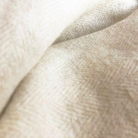 ナップクッション フレンチヘンプ100%  45 × 45 cm
