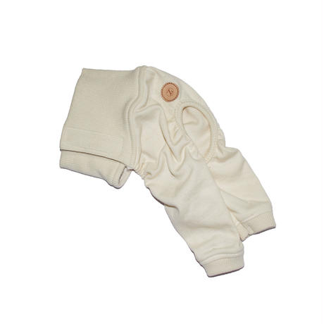 Organic Cotton Rib Pants  SS ,  S