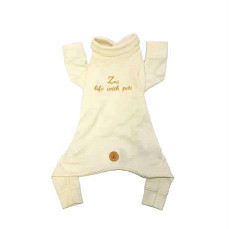 Organic Cotton Rompers  M size