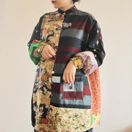Oversized Long length Kimono Shirt (no.246)