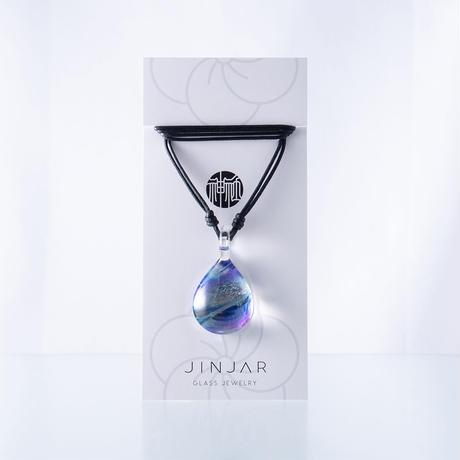 【期間限定】 Blue Brush<JINJAR GLASS JEWELRY> [JPMW-031]