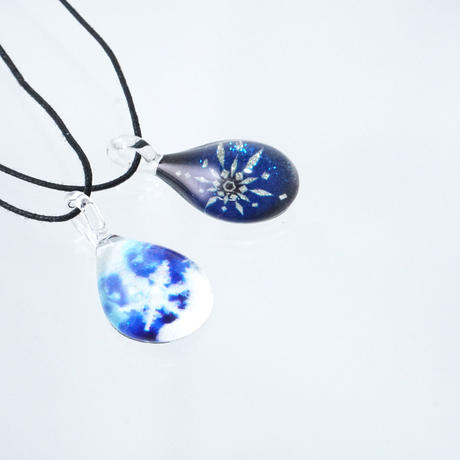 <SNOWモデル2個セット>  Crystal Snow & Silver Crystal