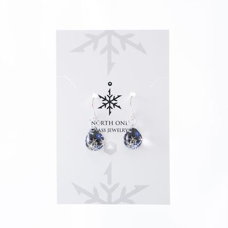 ピアス/イヤリングSサイズ Falling Snow [PDS-B-011/EDS-B-011]