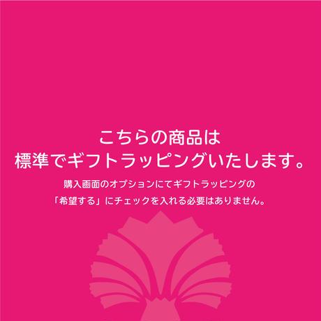 【母の月ギフト】 誕生石カラーネックレス & タオルハンカチ セット
