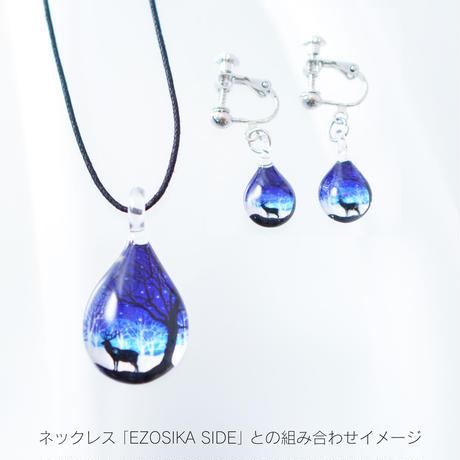 ピアス/イヤリングSサイズ EZOSIKA SIDE [PDS-B-039/EDS-B-039]