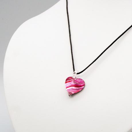 ハートSサイズ Pink Line [NHS-P-001]