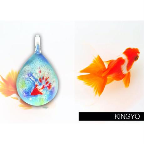 【期間限定】 KINGYO <JINJAR GLASS JEWELRY> [JPMW-019]