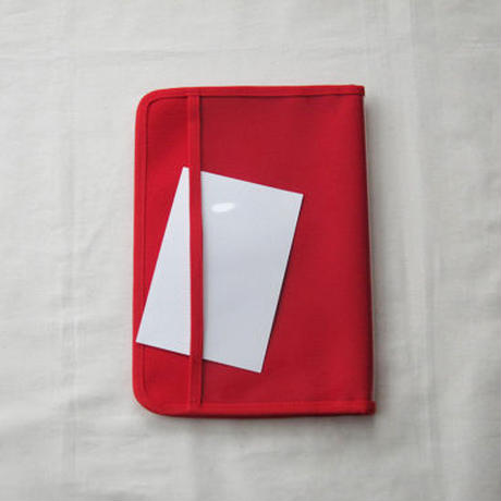 台本カバー /赤