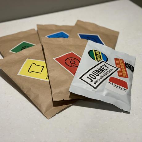【初回限定】COFFEEお試しセット  50g×6種