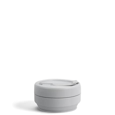 ラテベースオーガニック (コロンビアファーム) 600ml + STOJOコラボ POCKET CUP 355ml  セット