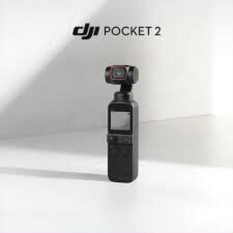 DJI OSMO Pocket 2 小型3軸ジンバルカメラ
