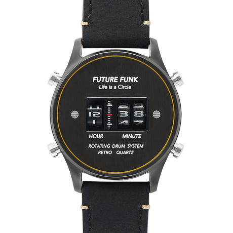 FUTURE FUNK FF102-BKYL-LBK