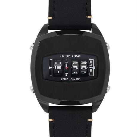 FUTURE FUNK FF101-BK-LBK