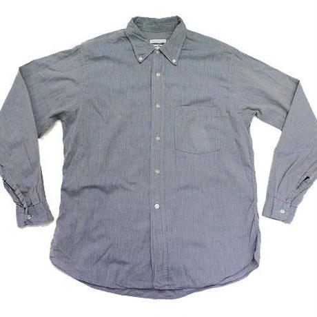 60's FRUIT OF THE ROOM COTTON L/S B.D.Shirts (M) フルーツ オブ ザ ルーム コットン ボタンダウンシャツ