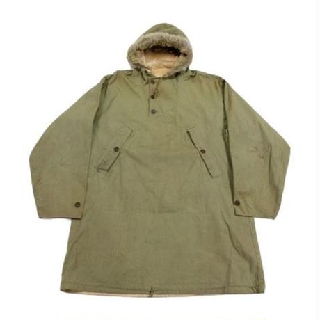 40's WWⅡ Parka, Ski, Reversible, Fur Trimmed (M) US,Army 山岳部隊 リバーシブル  スキーパーカー