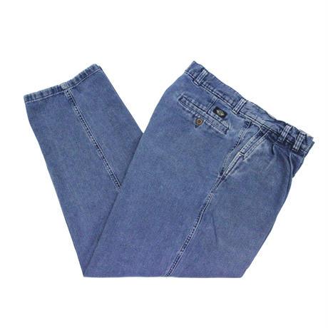 90's Levi's DOCKERS Denim Pants MADE IN USA (34×29) リーバイス ドッカーズ 2タック デニムパンツ