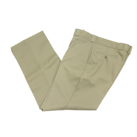 NOS 90's Dickies 874 Work Pants KHAKI MADE IN USA (36×31) デッドストック ディッキーズ ワークパンツ カーキ