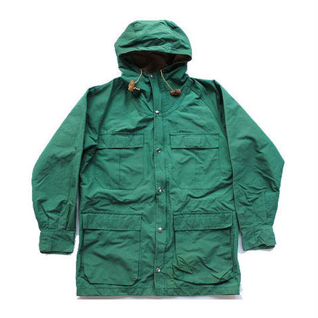 70's SIERRA DESIGNS Mountain Parka Green (XS) 初期 シエラデザイン マウンテンパーカー