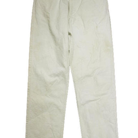 60's LEVI'S 518 SLIM FITS COTTON TWILL PANTS (w32) リーバイス カツラギ