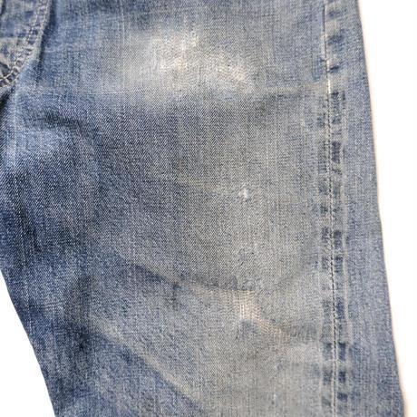 60's Levi's 501 Denim Pants Big E (about 32×28) リーバイス デニムパンツ ウエストシングル