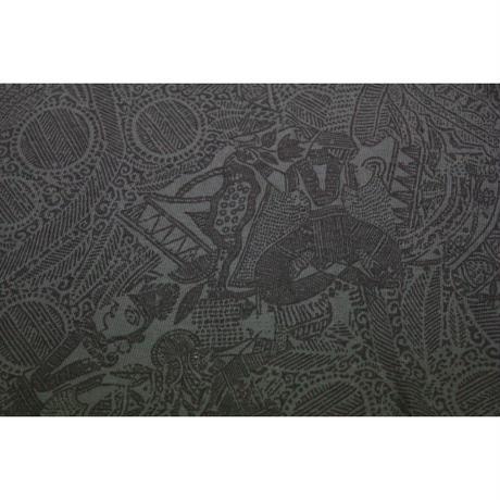80's BANANA REPUBLIC  SAFARI & TRAVEL All Over Print Cotton T-Shirts (M) バナリパ  サファリ&トラベル Tシャツ 総柄