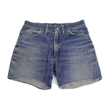 60's PENNY'S FOREMOST Cut Off Denim Pants (about 32) ペニーズ フォアモースト カットオフ デニムパンツ