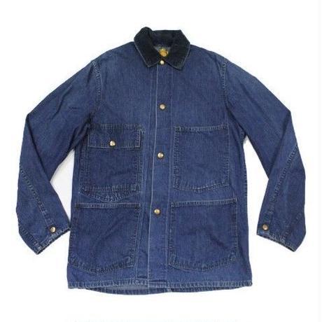 50's〜 CARTER'S DENIM Chore Jacket (34〜36) カーターズ デニム カバーオール