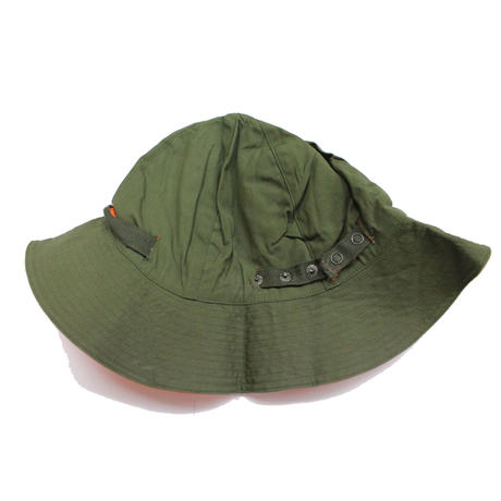 NOS 60's U.S.MILITARY HAT, REVERSIBLE, SUN リバーシブル サンハット