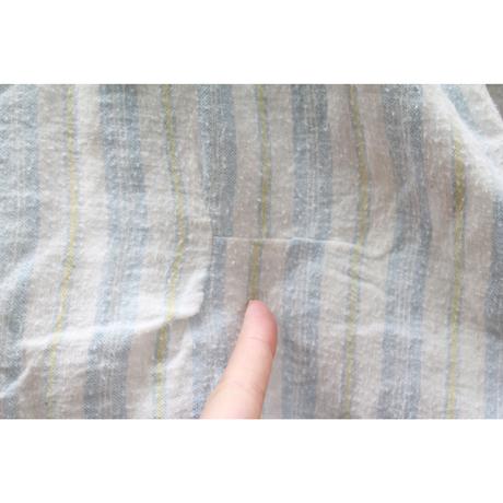 20's BESSE SYSTEM Stripe Flannel Pajamas (D) ストライプ フランネル パジャマ セットアップ