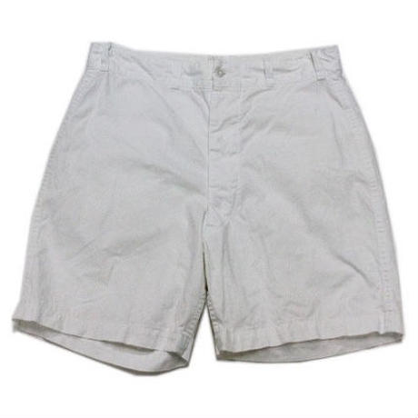 40's U.S.Navy? ANDERSON BROS COTTON SHORTS WHITE USN コットンショーツ (実寸w31)