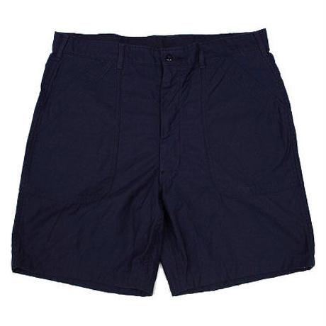 NOS? 1980 U.S.NAVY TROUSERS,UTILITY,DARK BLUE Custom Shorts (37R) デッド? USN  ユーティリティー カスタムショーツ (実寸35)
