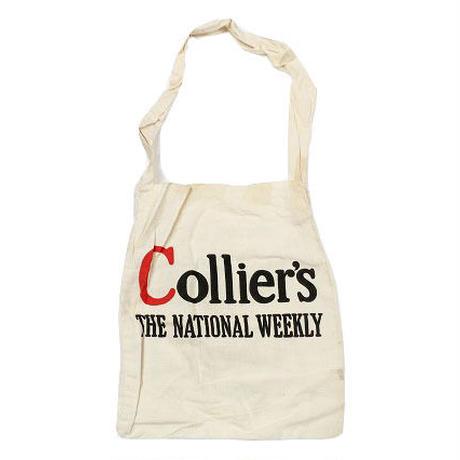 NOS 30's〜 Women's Home Companion & Collier's Canvas Magazine Bag デッドストック マガジンバッグ