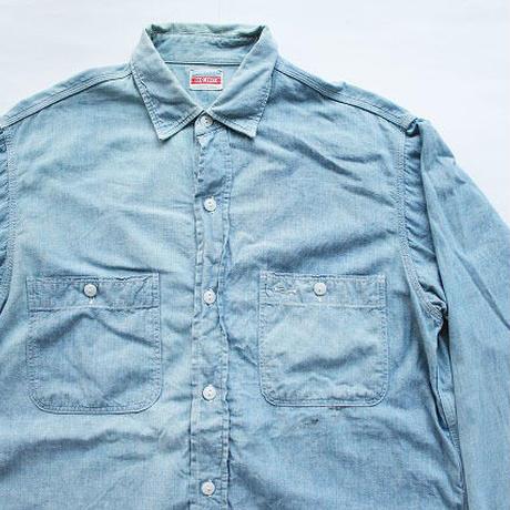 50's PENNY'S OX-HIDE Chambray Shirt ペニーズ シャンブレーシャツ