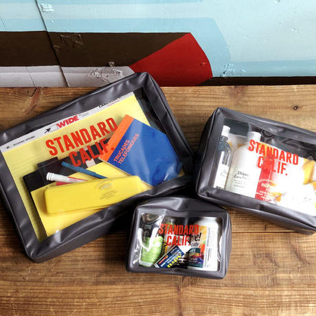 『HIGHTIDE × SD Packing Pouch A4』