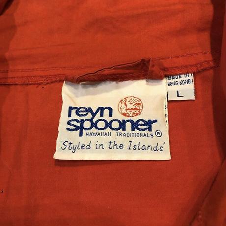 80's〜  reyn spooner コットンアノラック