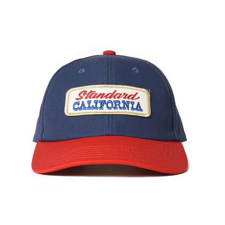 SD Logo Patch Canvas Cap