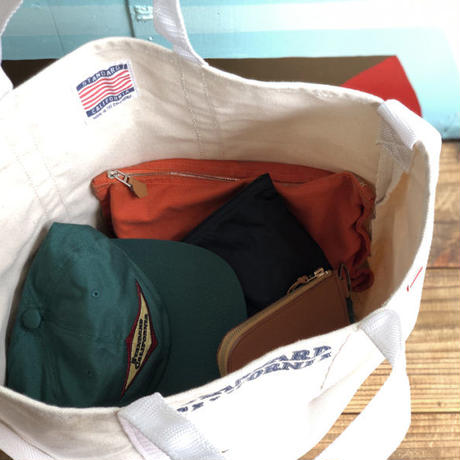 「SD Made in USA Canvas Shoulder Bag」
