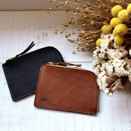 『BUTTON WORKS × SD Leather Wallet』