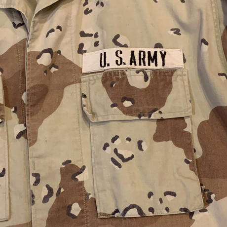 "90s U.S.ARMY ""DESERT CAMOUFLAGE PATTERN''ジャケット"