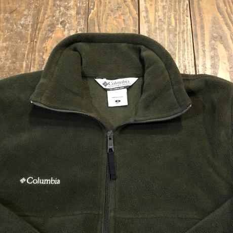 Columbia フリースジャケット