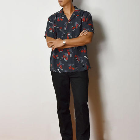 『SD BMX Hawaiian Shirt』